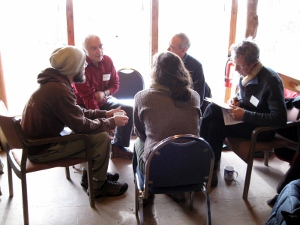 Mentor Farmer Conversation