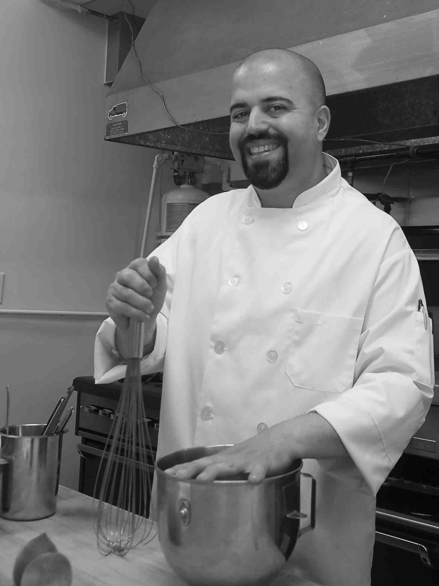 Chef Anthony Lo Pinto