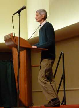Dennis Klocek discusses the practice of sacred agriculture