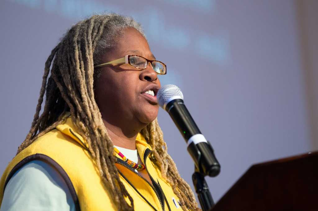 "Karen Washington, ""Keynote: Regenerating Earth and Community"""