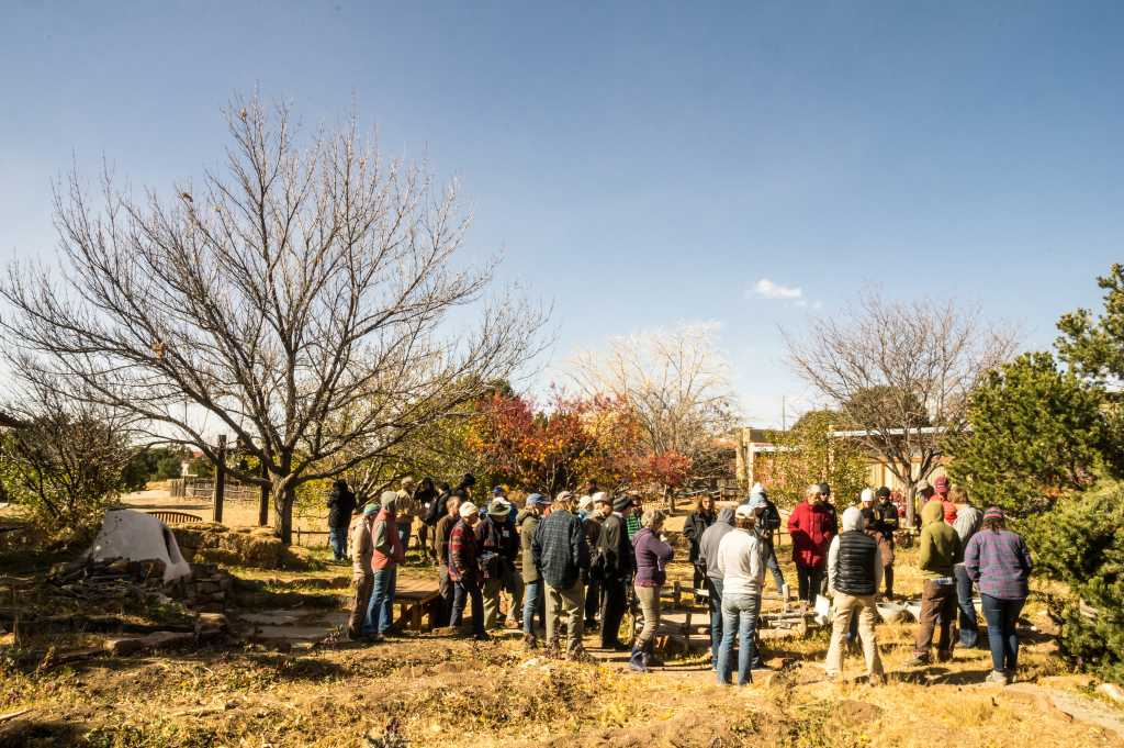 Hands-On with the Biodynamic Preparations at the Santa Fe Waldorf School