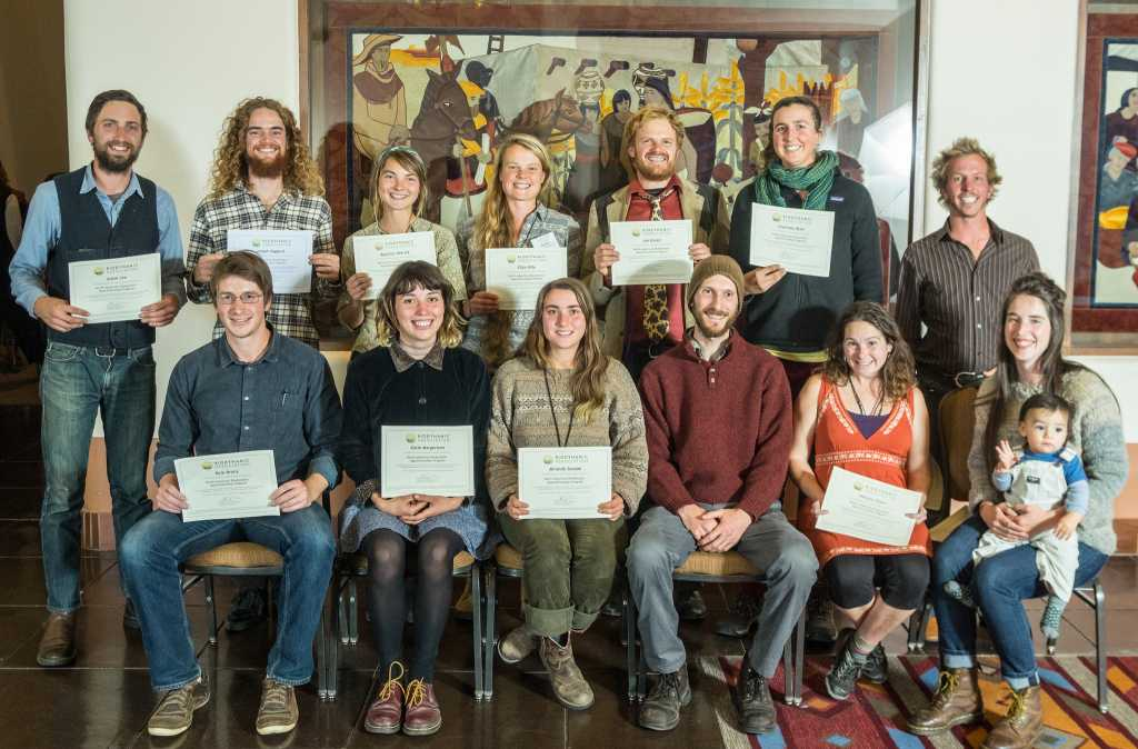 Graduates of the North American Biodynamic Apprenticeship Program