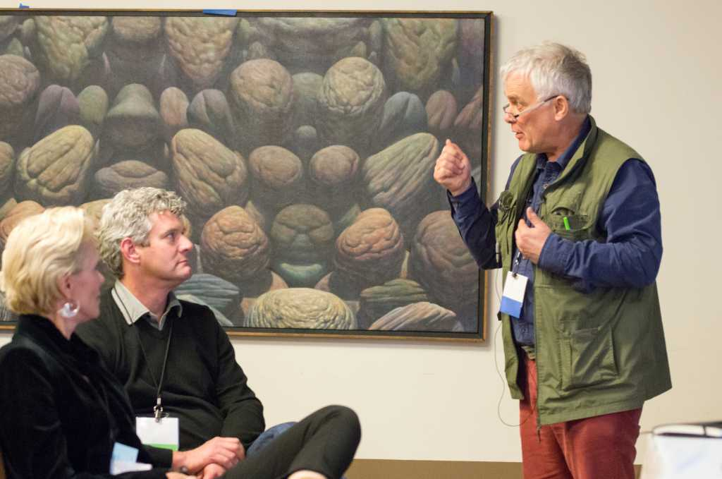 "Pre-conference workshop on ""From Seed to Grocery: Growing the Biodynamic® Marketplace"""