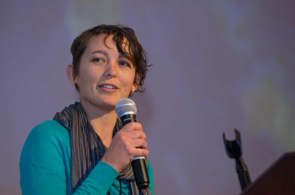 Co-Director Thea Maria Carlson