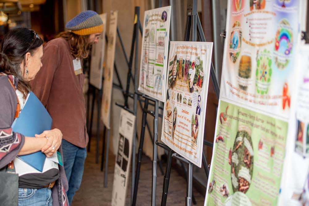 Biodynamic research posters