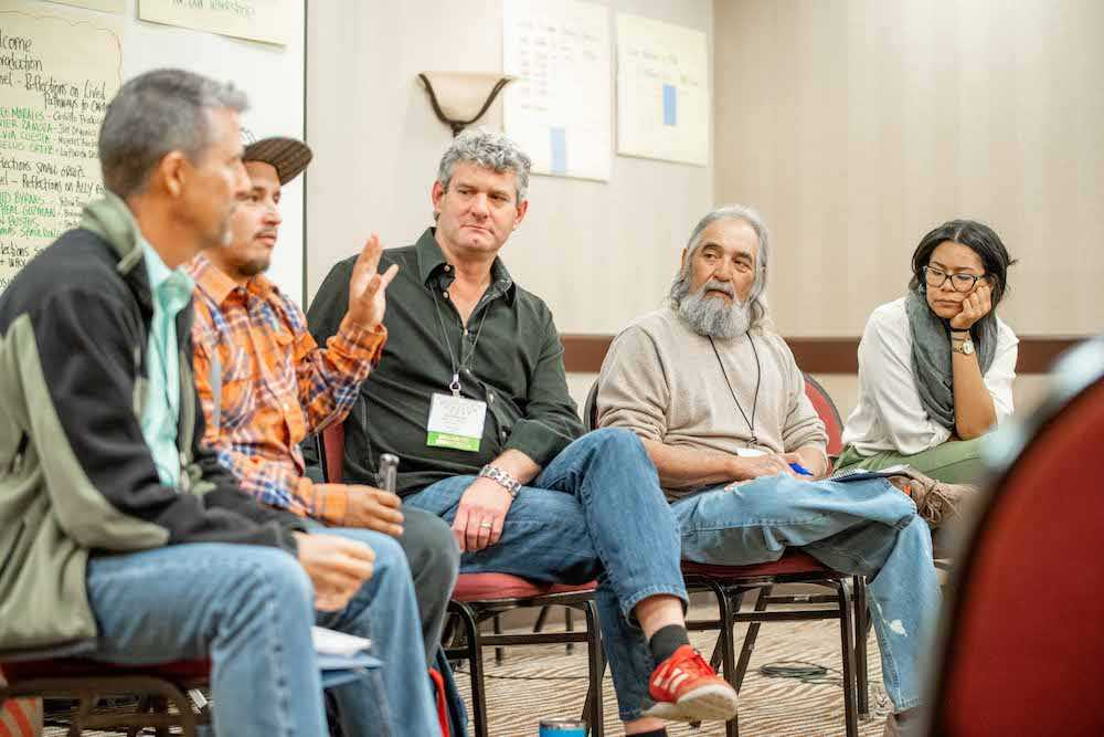 """Biodynamics and Latinos: Healing Pathways from Farm Workers to Farm Owners"""