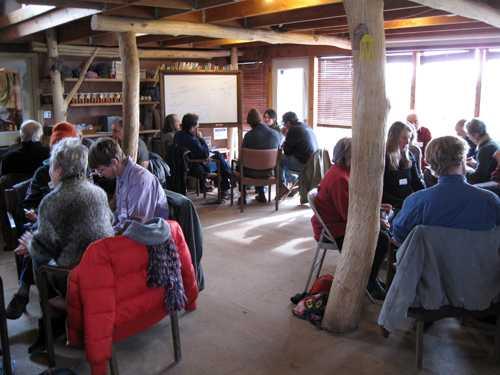 Farmer-mentor gathering (North American Biodynamic Apprenticeship Program)