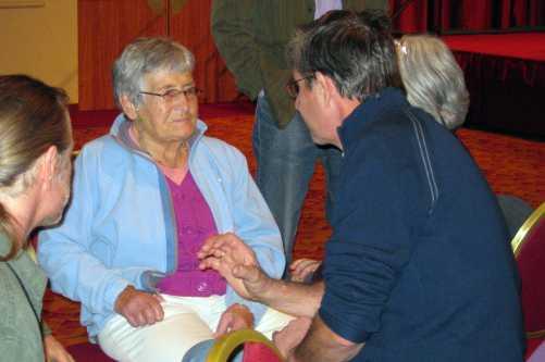Honoring Ruth Zinniker
