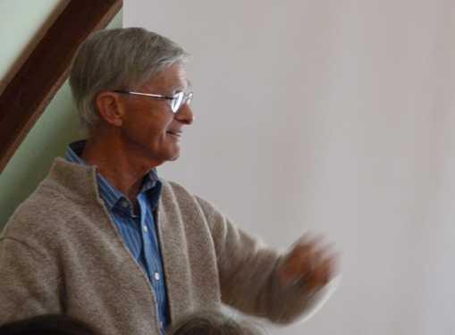 Gunther Hauk talks about awakening awe and reverence through farm-based education